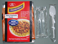HeaterMeals -Chicken Curry with Rice