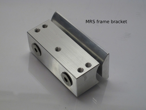 MRS Frame bracket 60/56 mm