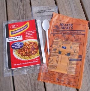 HeaterMeals - Ravioli in Tomato Sauce