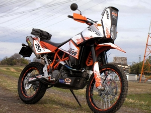Marathon Adv/Rallye kit for KTM SuperEnduro 950