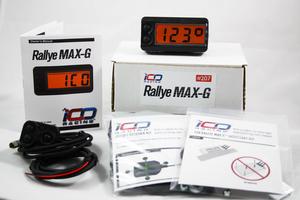 ICO002 - ICO Rallye MAX-G