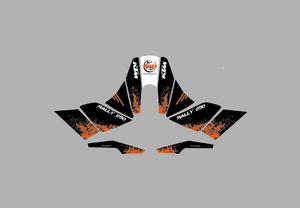 KTM SE Marathon fairing kit