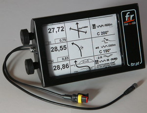 F2R RB730 Roadbook holder