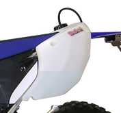 Safari WR250/450 2007-on 5 litre rear tank