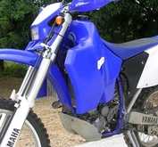 Yamaha WR250 & WR450 26 litres