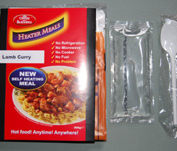HeaterMeals - Lamb Curry